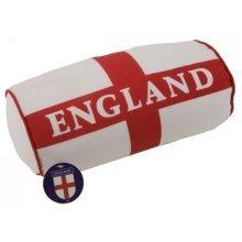 England Flag Spandex Barrel Cushion -  england st george cross barrel cushion
