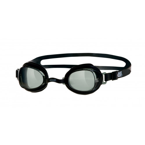 Zoggs Otter Adult UV Swimming Swim Water Pool Goggles Black