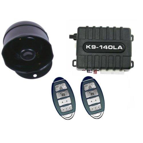 Omega K9140LA Car Alarm Vehicle Security System