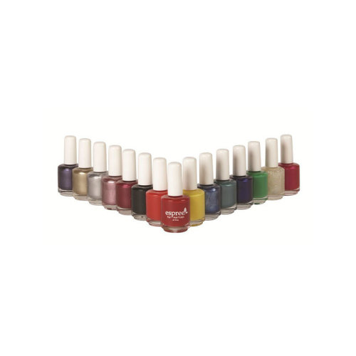 Espree Red Solid Nail Polish 18ml- Not For Use On Cats **Id8000**