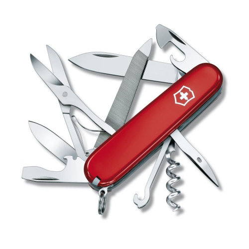 Victorinox MOUNTAINEER Swiss army knife. New, boxed