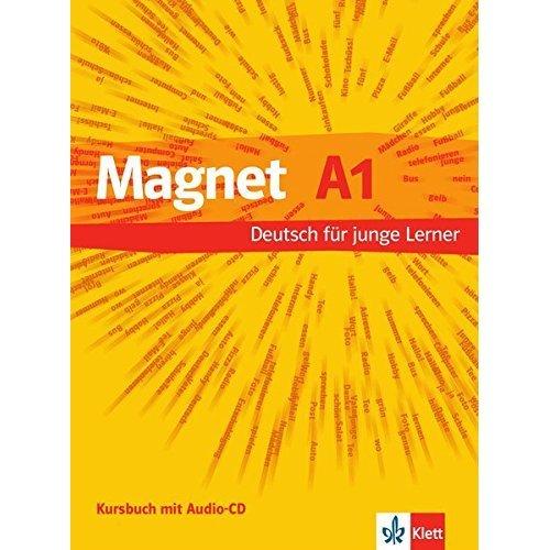 Magnet: Kursbuch A1 mit Audio-CD