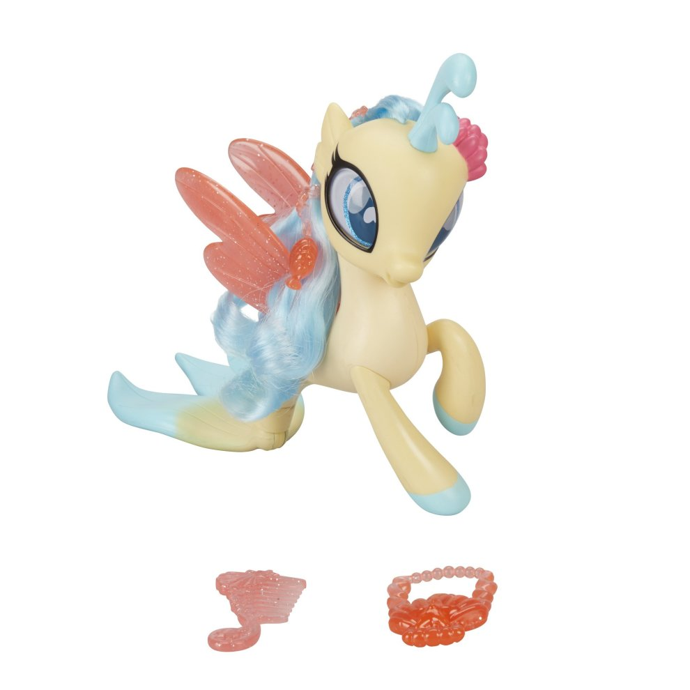 My Little Pony C1833es0 Movie Glitter And Style Seapony Princess