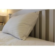 Heavy Weight Luxury Microfibre 1200 Gsm Extra Fill Pillow - 2 Pack