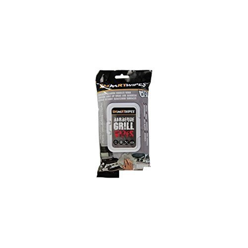 Barbecue Grill Cleaning Wipes 12pk - 12pk -  12pk smaart barbecue grill cleaning wipes 291364