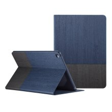 ESR iPad Air 2/ iPad 6  Smart Case Cover Blue/Brown Pattern (Knight)