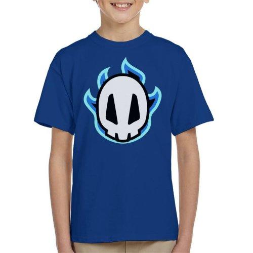 Bleach Skull Chibi Kid's T-Shirt