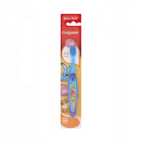 Colgate Smiles Kids Toothbrush 4-6 Years
