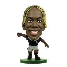 Bacary Sagna France Kit Soccerstarz Figure - International Figurine Blister -  bacary sagna soccerstarz international figurine blister pack featuring