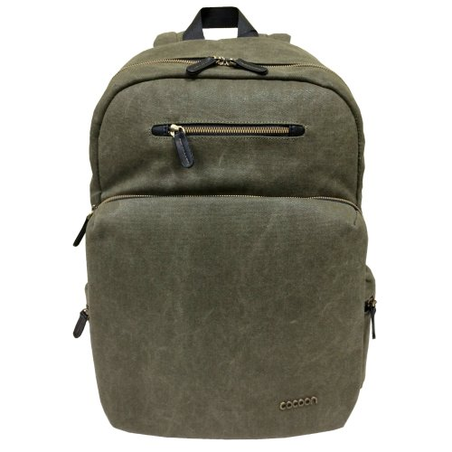 "Cocoon MCP3404AG-NA Urban Adventure 16"" Backpack - Army Green MCP3404AG-NA"