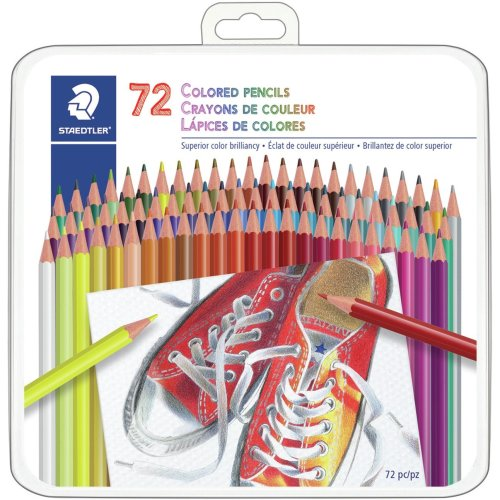 Staedtler Colored Pencils 72/Pkg-