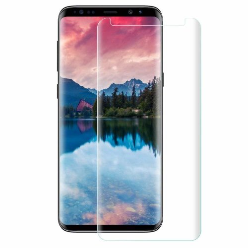 iPro Accessories Galaxy S9 Tempered Glass, Galaxy S9 Screen Protector, [Compatible With Galaxy S9 Case] [Scratch Proof] [Shatter Proof] [9H Hardness]
