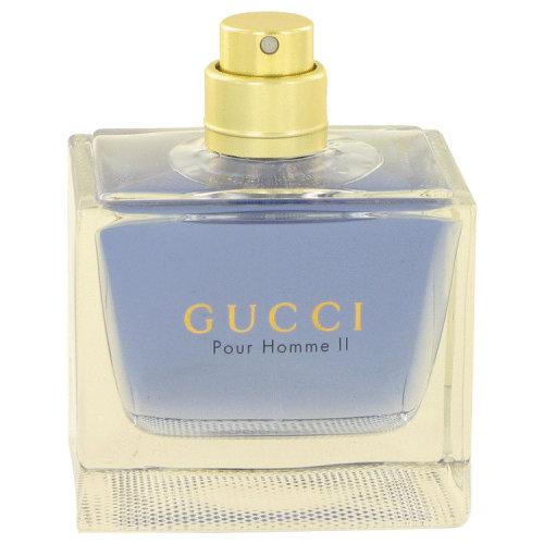13d0a41d6e1 Gucci Pour Homme II by Gucci Eau De Toilette Spray (Tester) 3.4 oz on OnBuy