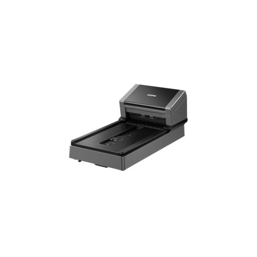 Brother Pds-6000f Flatbed & Adf 600 X 600dpi A4 Black Scanner