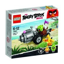 LEGO 75821 Angry Birds Piggy Car Escape Building Set