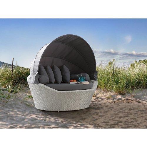 Garden Daybed - Outdoor Rattan Sofa -  - SYLT