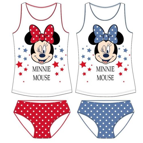 Minnie Mouse Pants and Vest Set