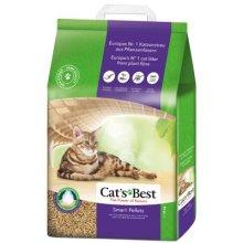 Cats Best Smart Pellet (nature Gold) Clumping Cat Litter 10kg (20l)