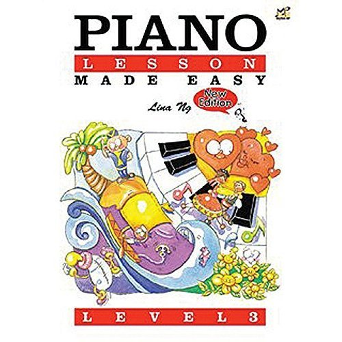 Piano Lessons Made Easy Level 3