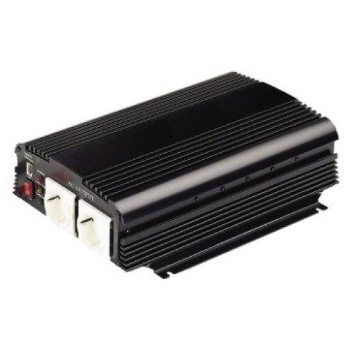 Voltage inverter Albrecht A301M 1200W 12V Code 47872
