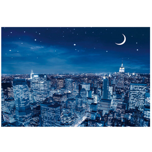 London By Night, Fashionable Wooden Puzzle For Adult 1000 Piece Jigsaw Puzzle