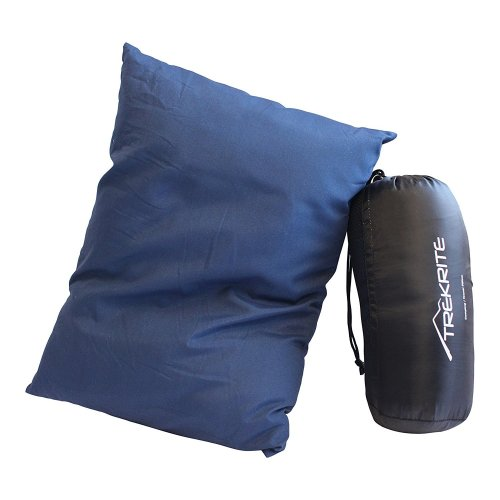 Trekrite Camping & Travel Pillow - Blue