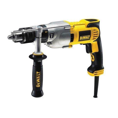 DeWalt D21570KL Diamond Core Hammer Drill 2 Speed Keyed Chuck 1300 Watt 110 Volt