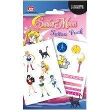 Sailor Moon Mix Tattoo Pack