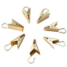 20  PCS Bathroom Accessories Shower Curtains Hooks Curtain Rings Clips