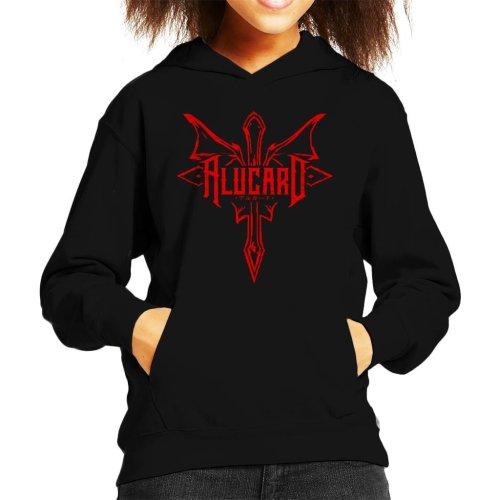 Castlevania Alucard Kid's Hooded Sweatshirt