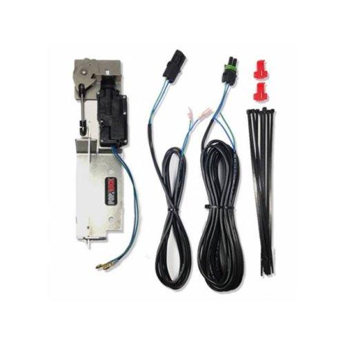 Pop & Lock POPPL8120Q Manual Power Tail Gate Lock System for 2007-2013 Silverado & Sierra, Balck