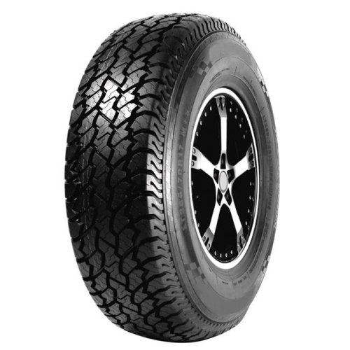 Unicorn Tire UNIHFLT161 Travelstar AT701 All Terrain Tire - LT225-75R16 LRE-10 ply