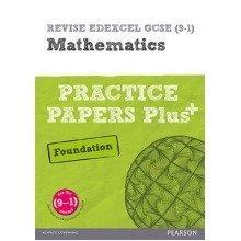 Revise Edexcel Gcse (9-1) Mathematics Foundation Practice Papers in Context