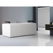 Whirlpool - Rectangular Bathtub - Spa - MONTEGO