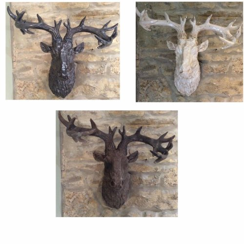 Stag Head Deer Head Wall Decoration Trophy Head