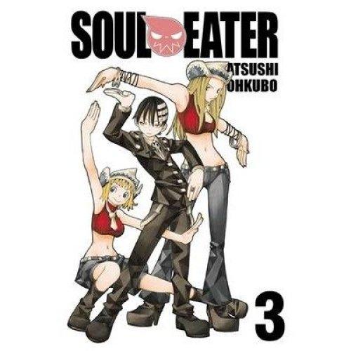 Soul Eater: V. 3