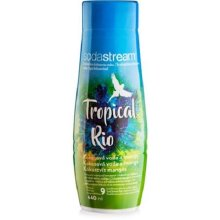Sodastream Concentrate Syrup 440ml. Tropical Rio