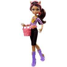 Monster High Shriekwrecked Shriek Doll Mates Clawdeen Wolf