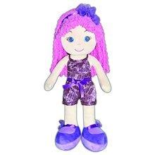 GirlznDollz Ashlee  Fun at the Park Baby Doll, Purple/Pink