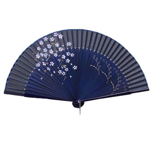 Elegant Hand Fan Portable Folding Fan Carved Handheld Fan Chinese Fans #01