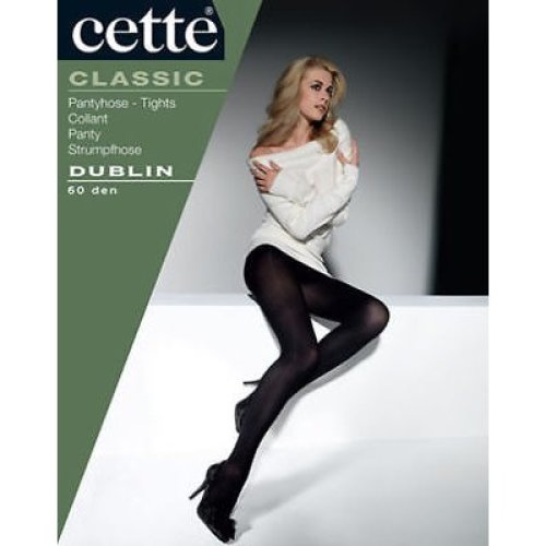 5c5ae77e10d Cette Classic Dublin 60 Denier Opaque Tights