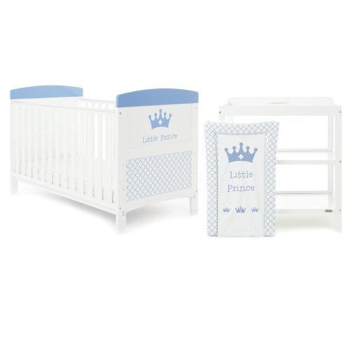 Obaby Grace Inspire 2 Piece Room Set - Little Prince