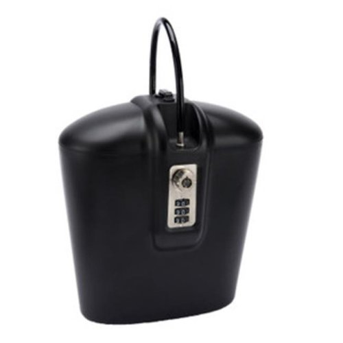 Reliance Products 2160018 SafeGo Indoor-Outside Portable Security - Black