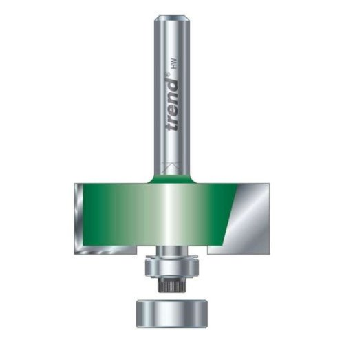 Trend - Bearing guided rebater 31.8mm diameter x 15.9mm - C193X1/4TC