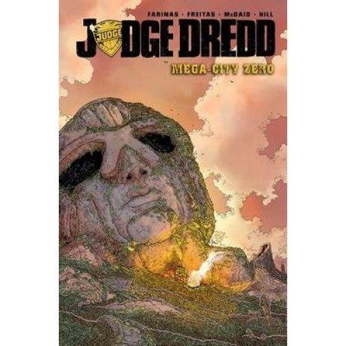 Judge Dredd: Mega-city Zero Volume 1