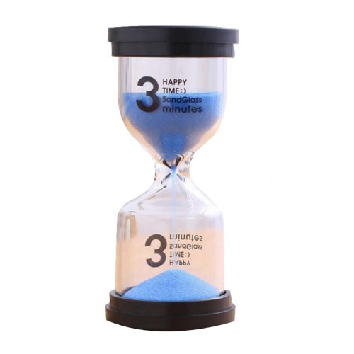 Interesting Creative Hourglass 5 Minutes Sand Glass Toys Kitchen Timer,D9