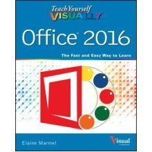 Teach Yourself Visually Office 2016
