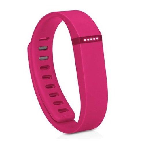 Fitbit Flex Wireless Activity Sleep Tracker Fitness Wristband Rechargeable Pink