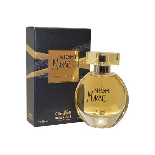 Bourjois Night Muse Eau De Parfum Spray 50ml On Onbuy