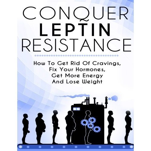 Conquer Leptin Resistance: How To Get Rid Of Cravings, Fix Your Hormones, Get More Energy And Lose Weight